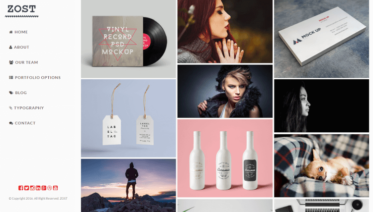26+ Best WordPress Themes for Graphic Designers 2017 - Theme Junkie