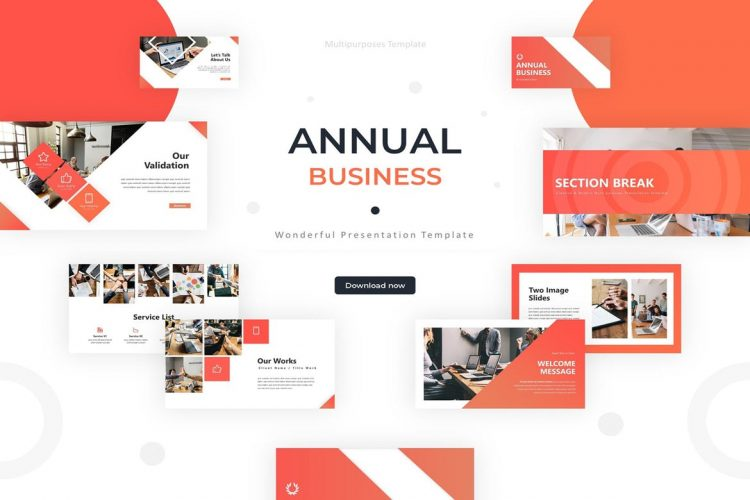 30 Best Professional Business Powerpoint Templates Ppt Theme Junkie