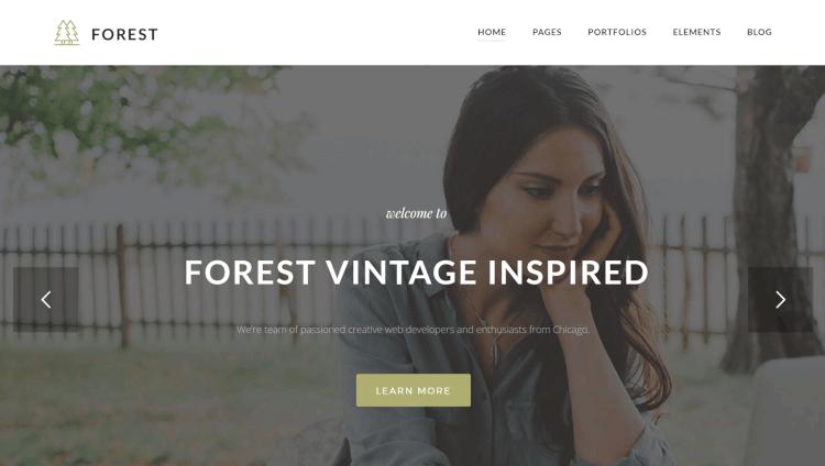 25+ Best Vintage WordPress Themes 2018 - Theme Junkie