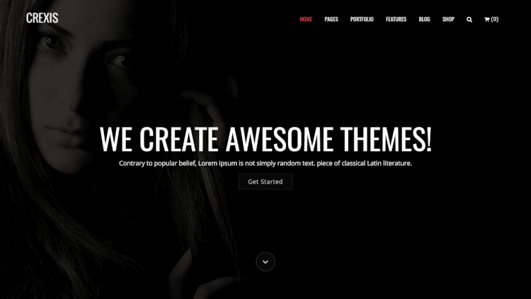 32+ Best Dark WordPress Themes 2018 - Theme Junkie