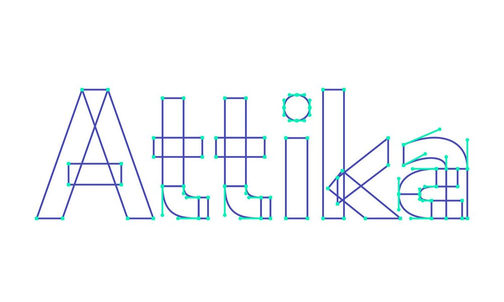 ATTIKA - Free Creative Variable Font