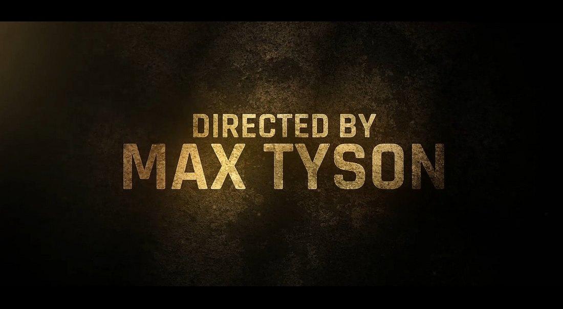 Templat Kredit Akhir Film Aksi Premiere Pro