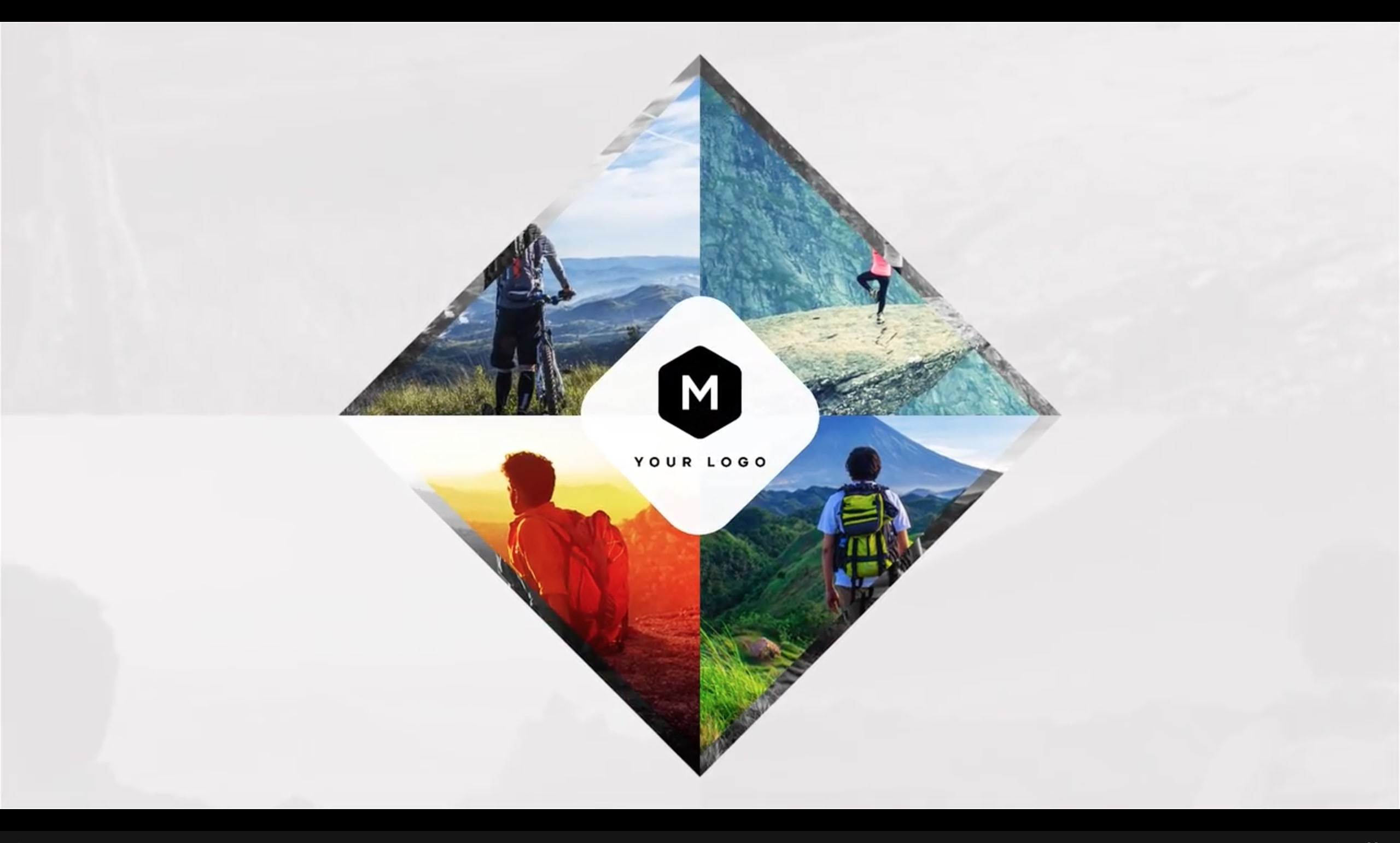Adobe Premiere Pro intro templates