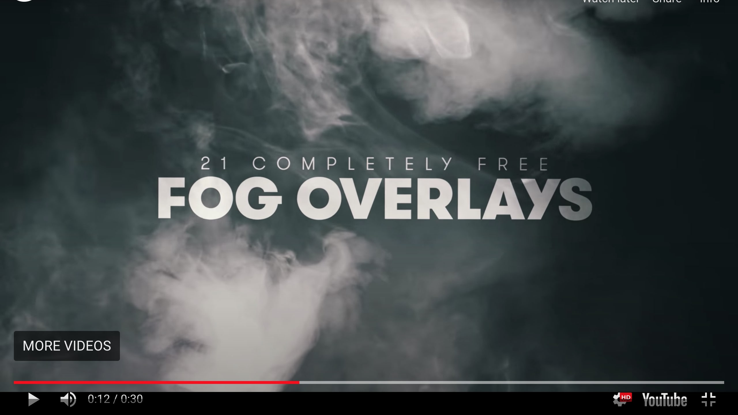 After Effects Overlays