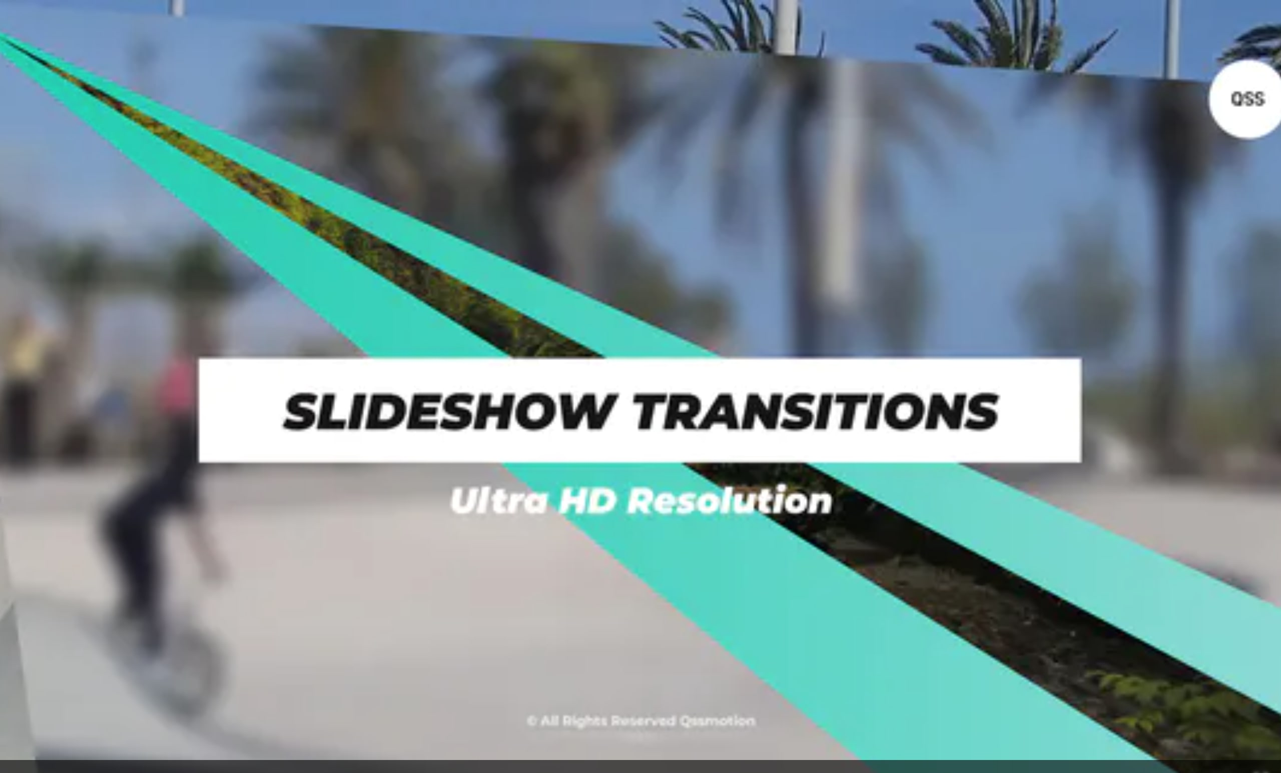 After Effects Transitions