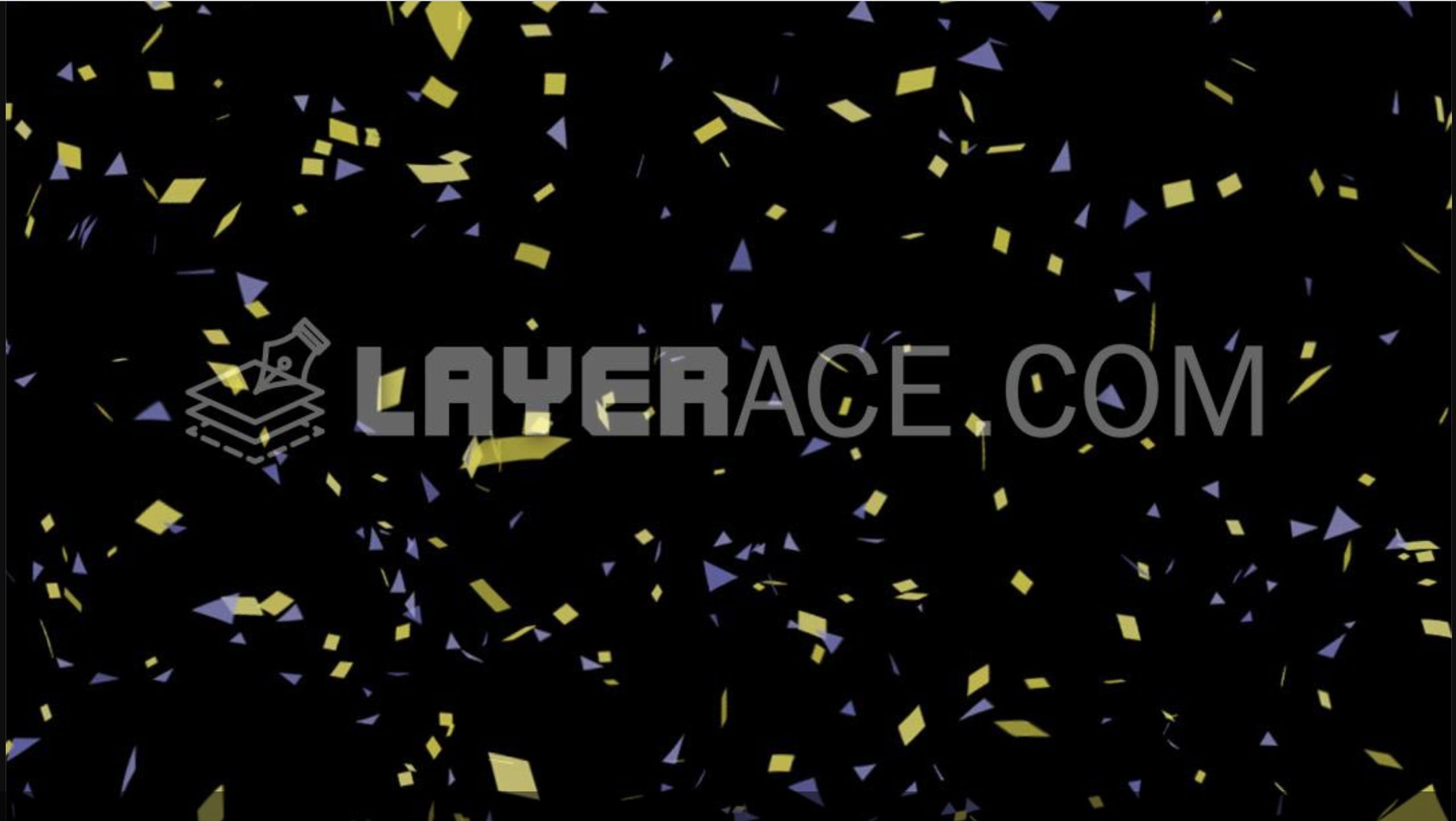 After Effects confetti templates