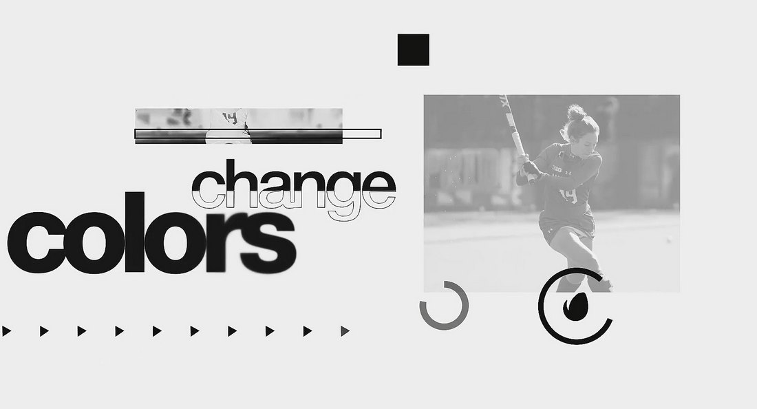 Black and White Stomp Opener for Premiere Pro