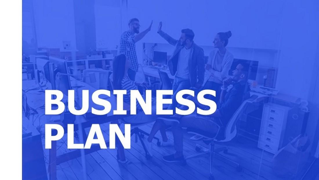 Templat PowerPoint Kepemimpinan Gratis Rencana Bisnis