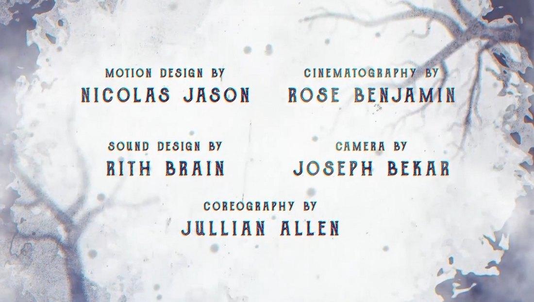 Template Kredit Cine Premiere Pro Template