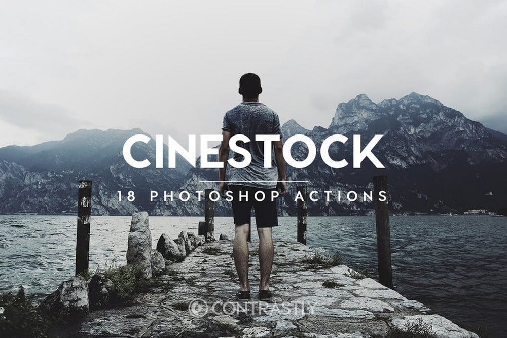 CineStock - Photography Photoshop Actions