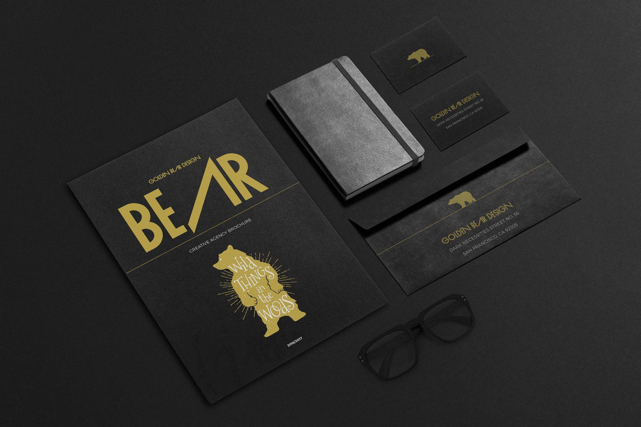 Creative Agency Brochure