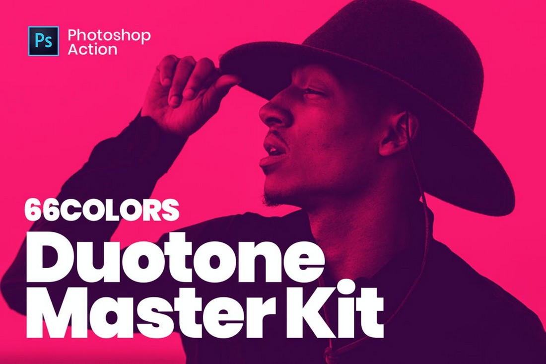 Duotone Master Kit actions