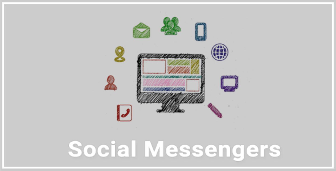 Facebook Plugins Social Messengers