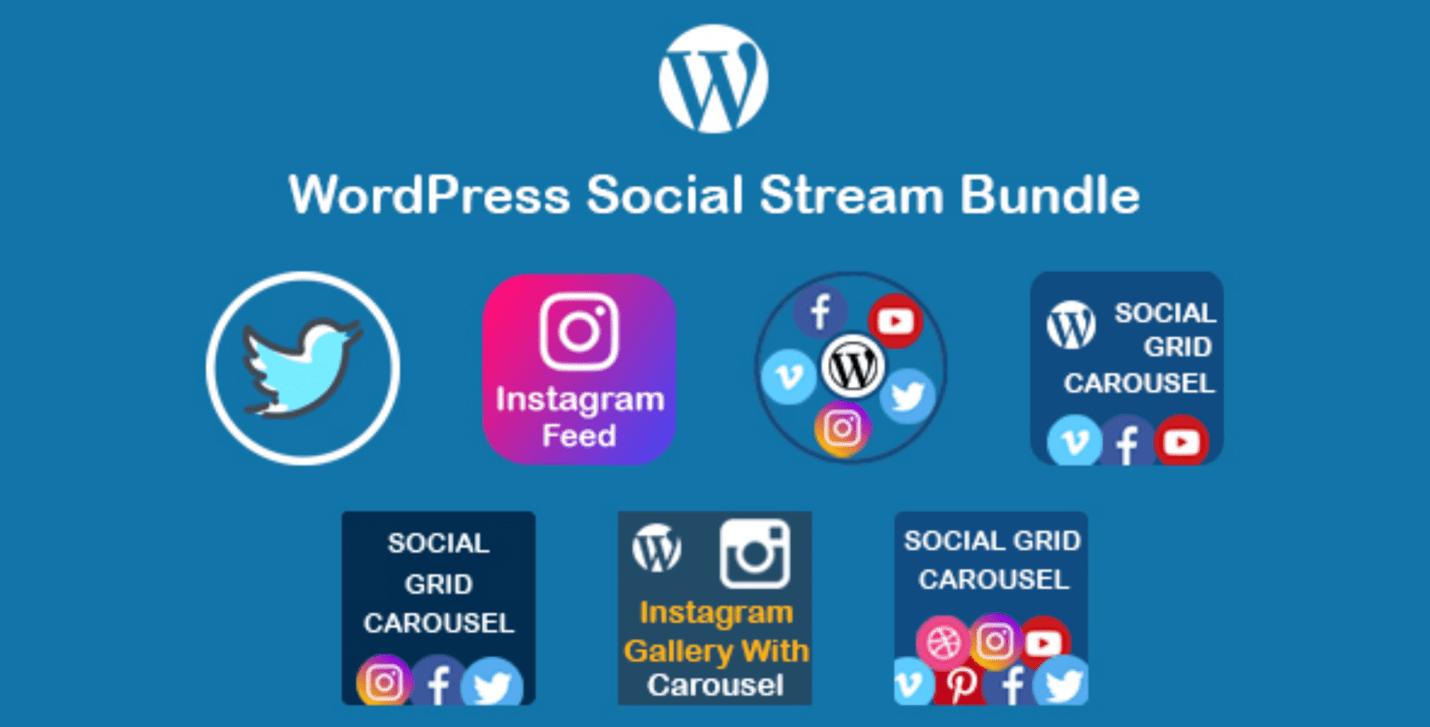 Facebook Plugins WordPress Social Stream