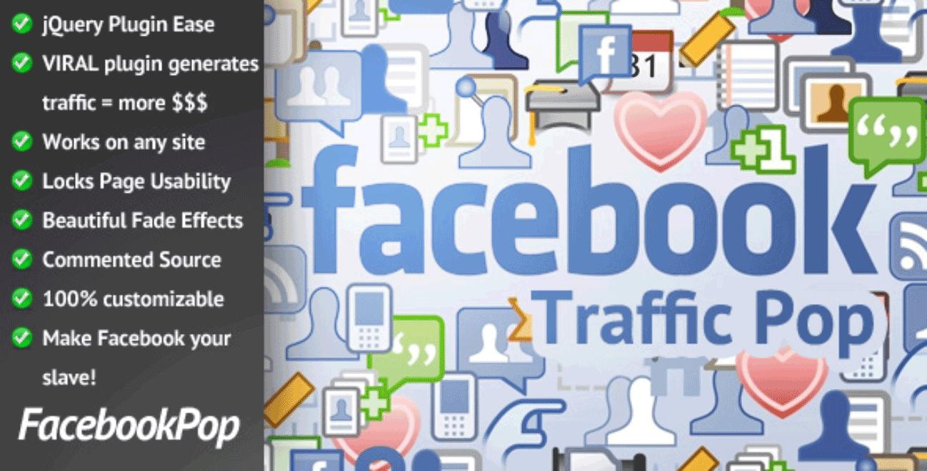 Facebook Pop Plugin