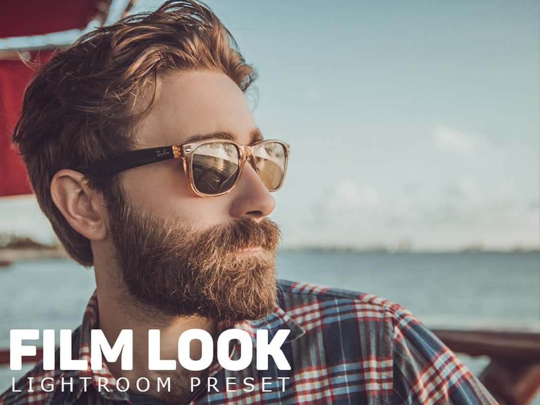 Film Look - 3 Free Lightroom Presets