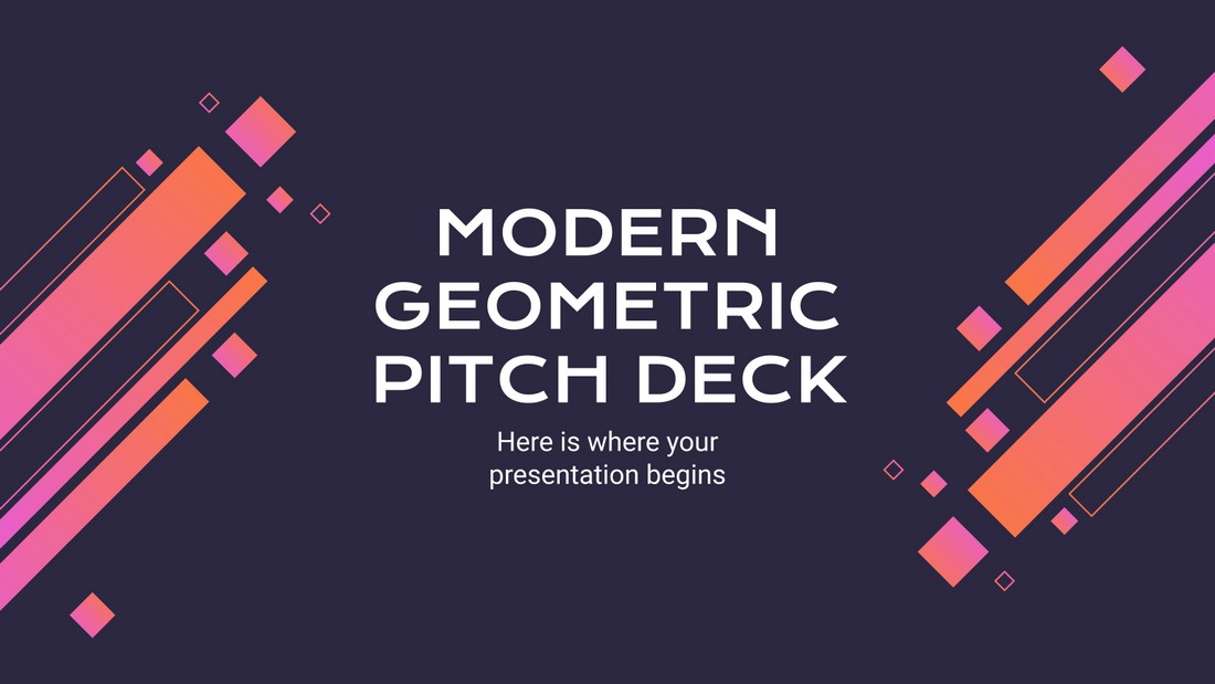 Free-Modern-Geometric-Pitch-Deck-Presentation