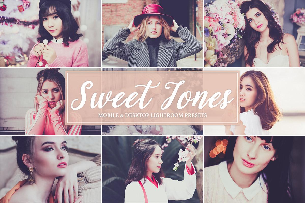 Free Sweet Tones Mobile & Desktop Lightroom Preset