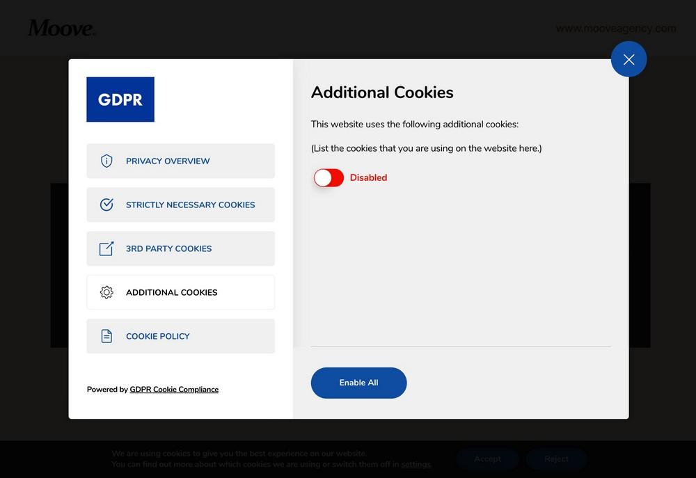 GDPR Cookie Compliance 1