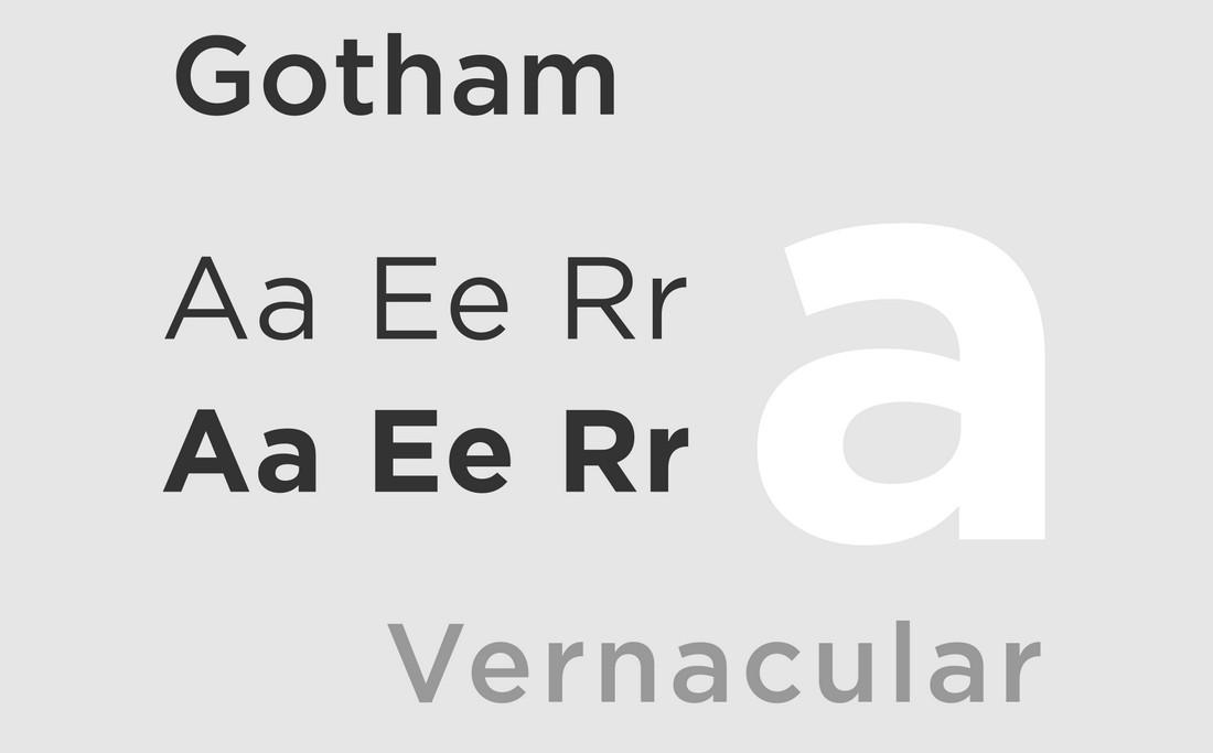 Font Gotham