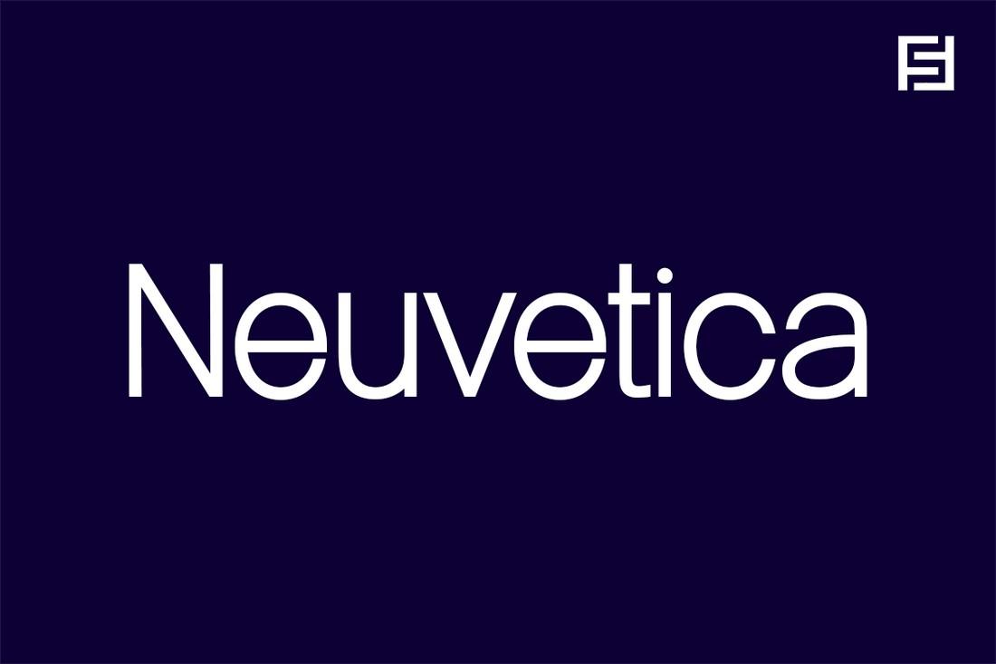 Alternatif Font Helvetica