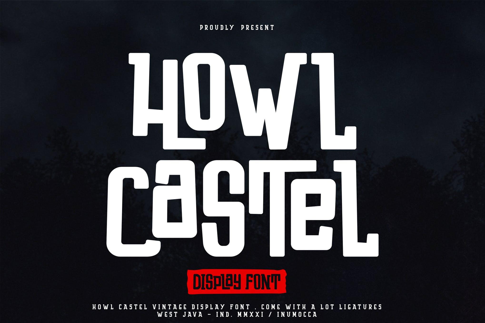 Howl Castel