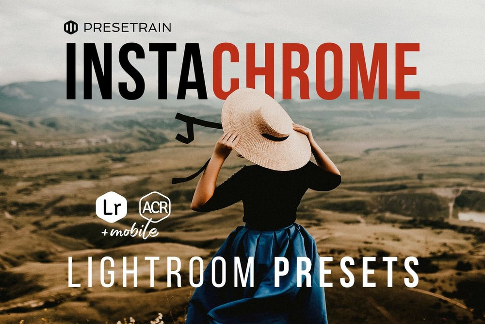 Instachrome Lightroom Mobile Presets