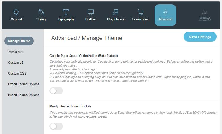 Ulasan Tema Jupiter WordPress Tingkat Lanjut