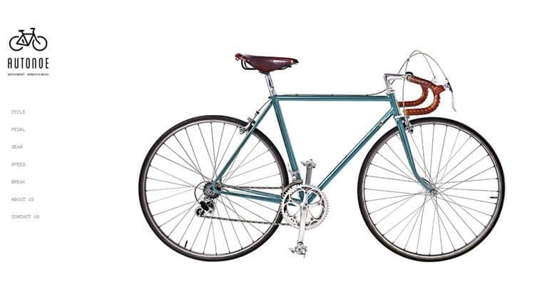 Sepeda Ulasan Tema Jupiter WordPress