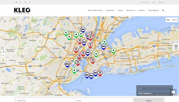 how to add google map to wordpress theme x cornerstone