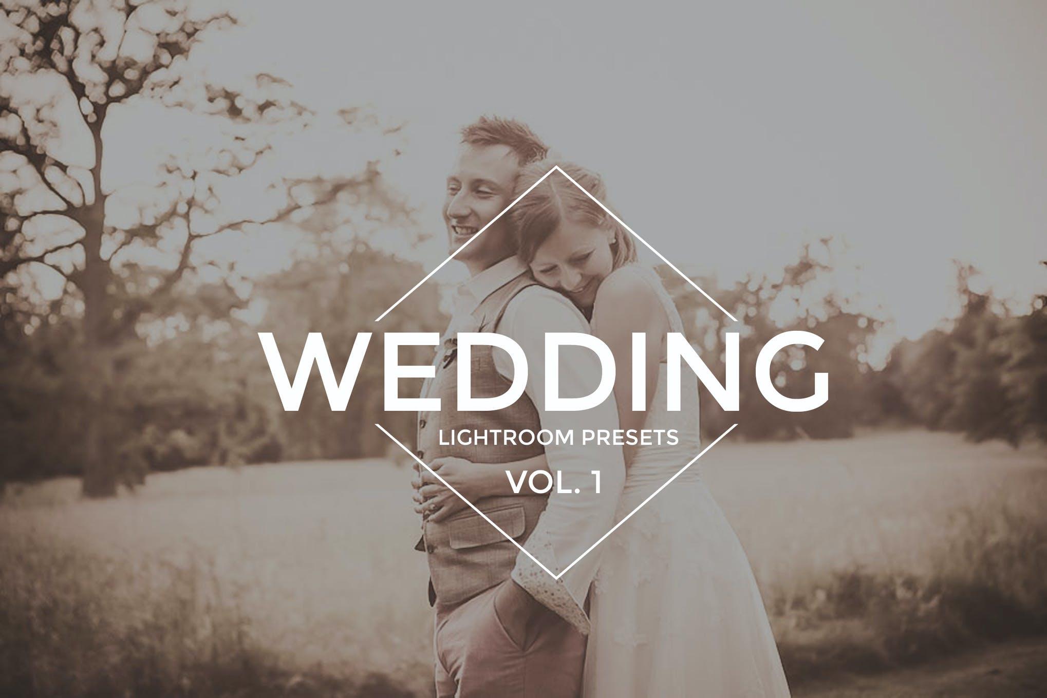 Lightroom Wedding Presets