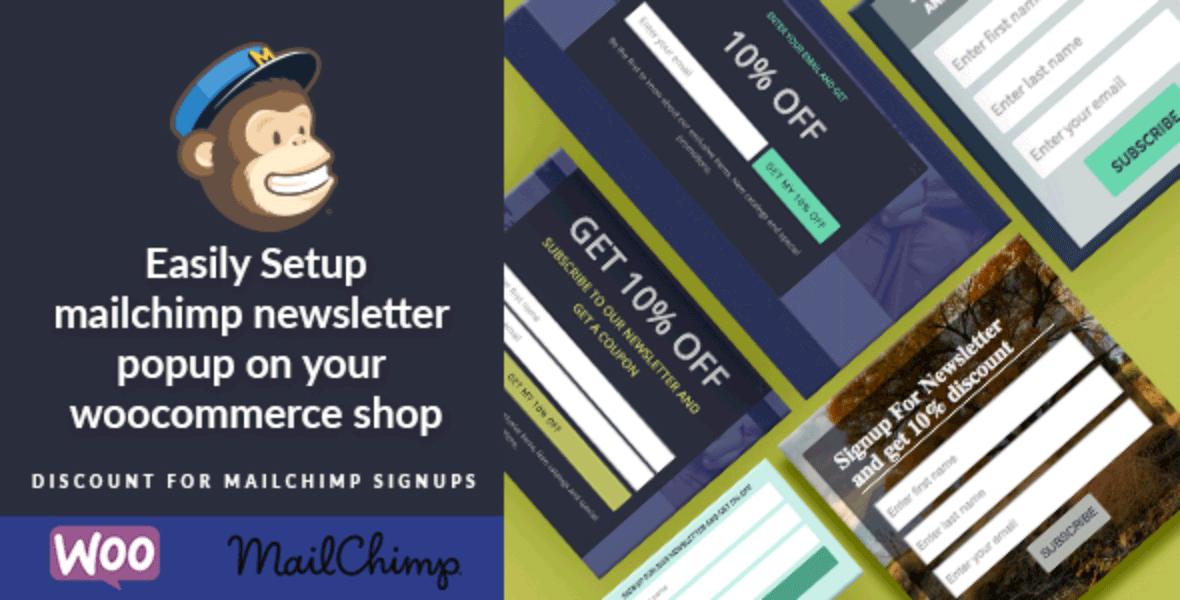 MailChimp WordPress Plugins WooCommerce Discount