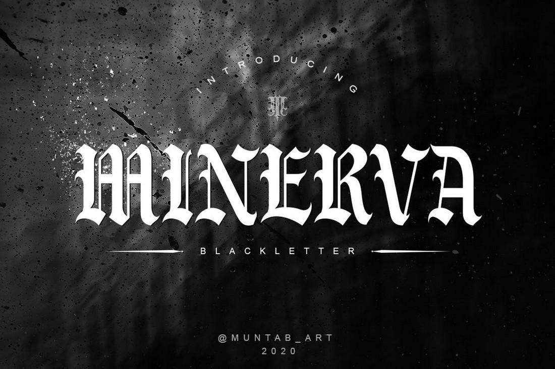 Minerva - Font Thrash Metal