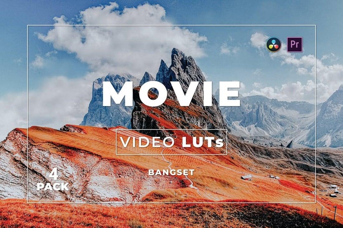 Film LUT untuk Premiere Pro