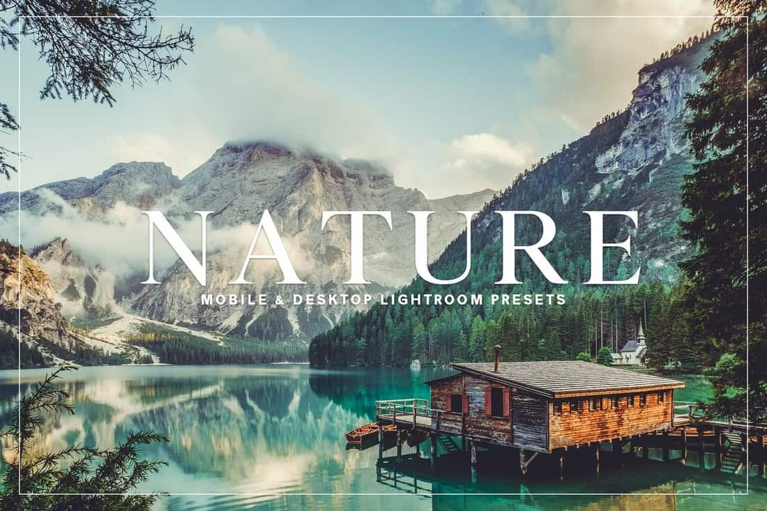 Nature Photography Lightroom Presets Collection