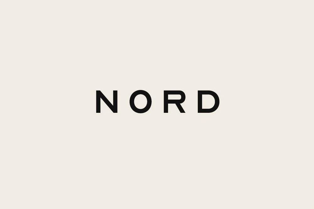 Nord - Modern Business Logo Font