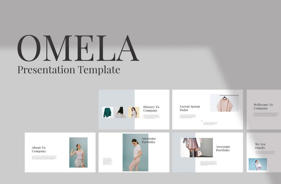Slides Template Free Download from www.theme-junkie.com