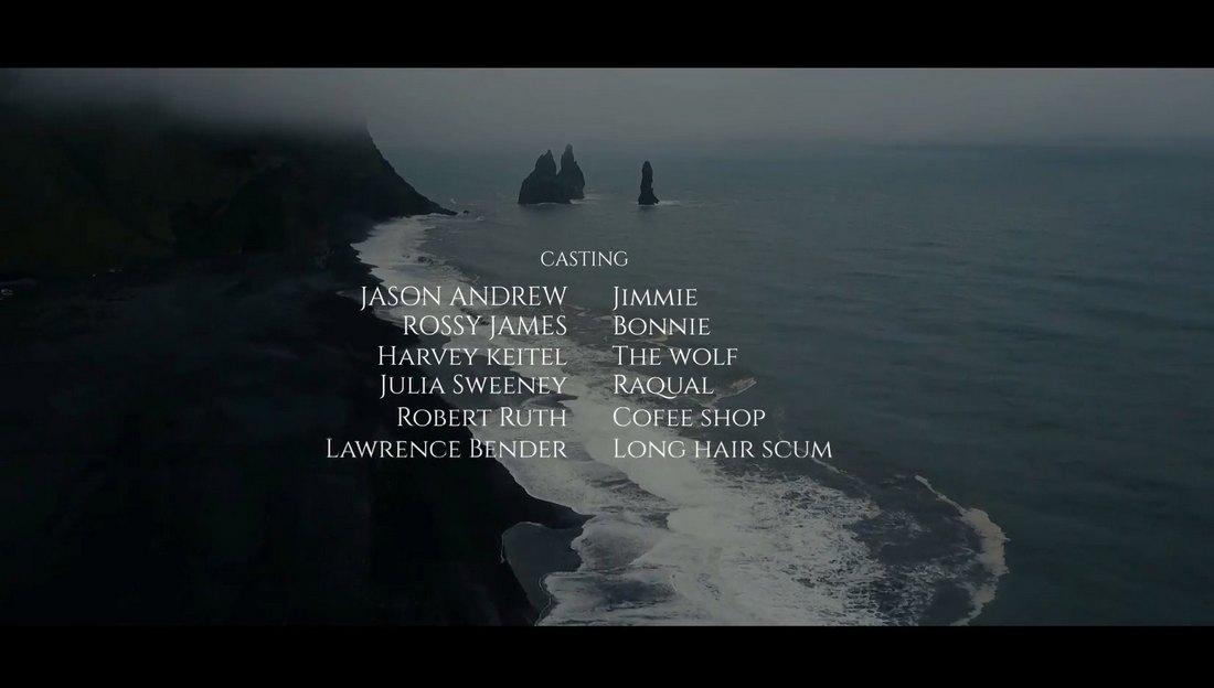 Template Kredit Pembuka & Akhir untuk Premiere Pro