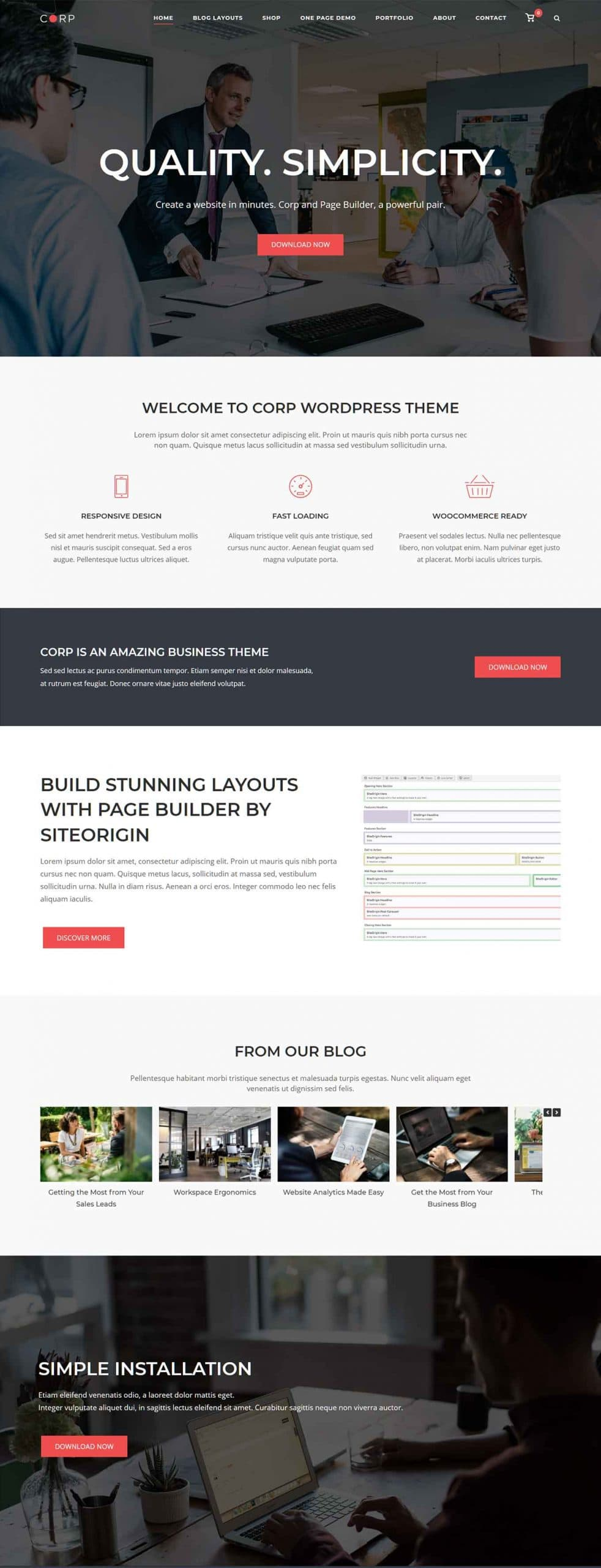 SiteOrigin Corp