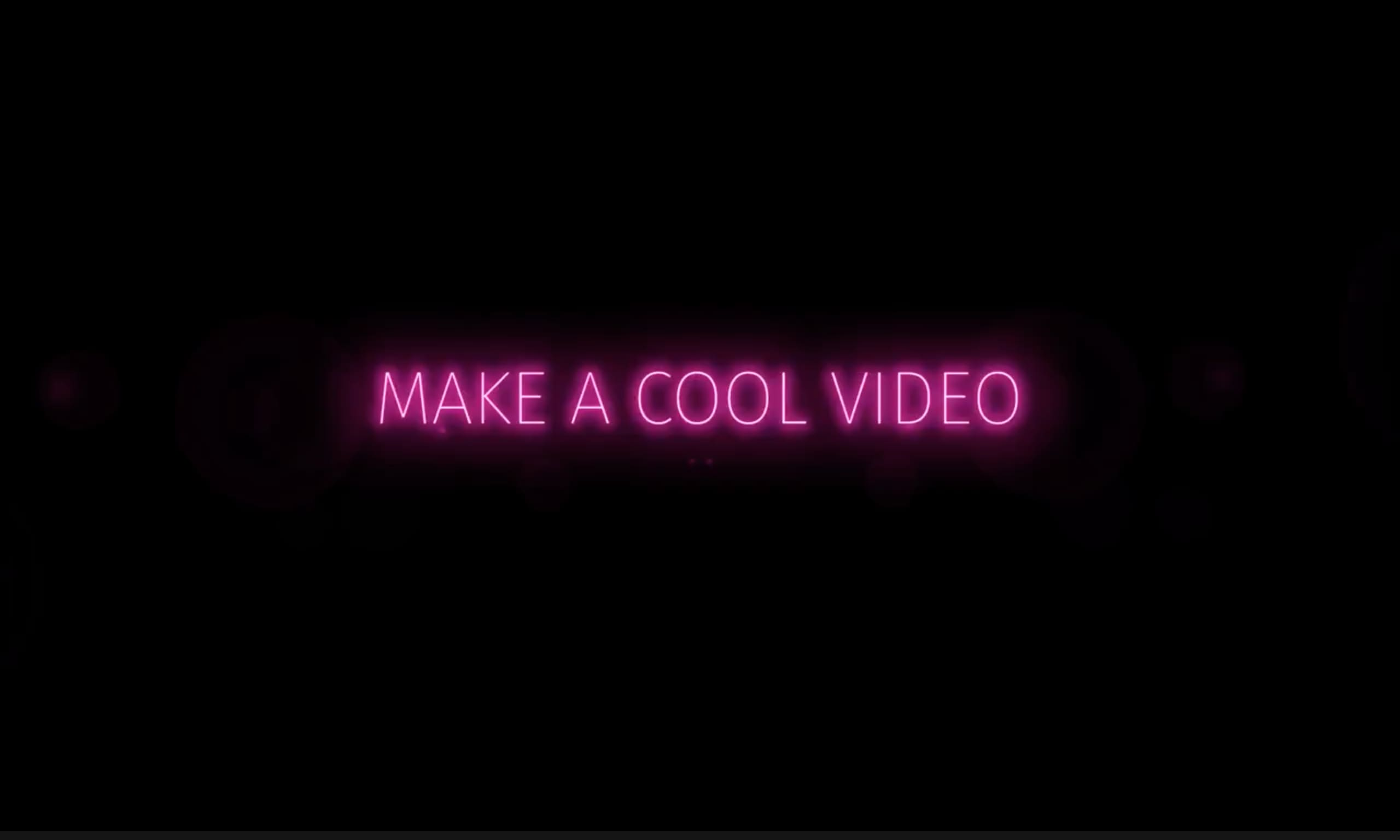 Premiere Pro text animation