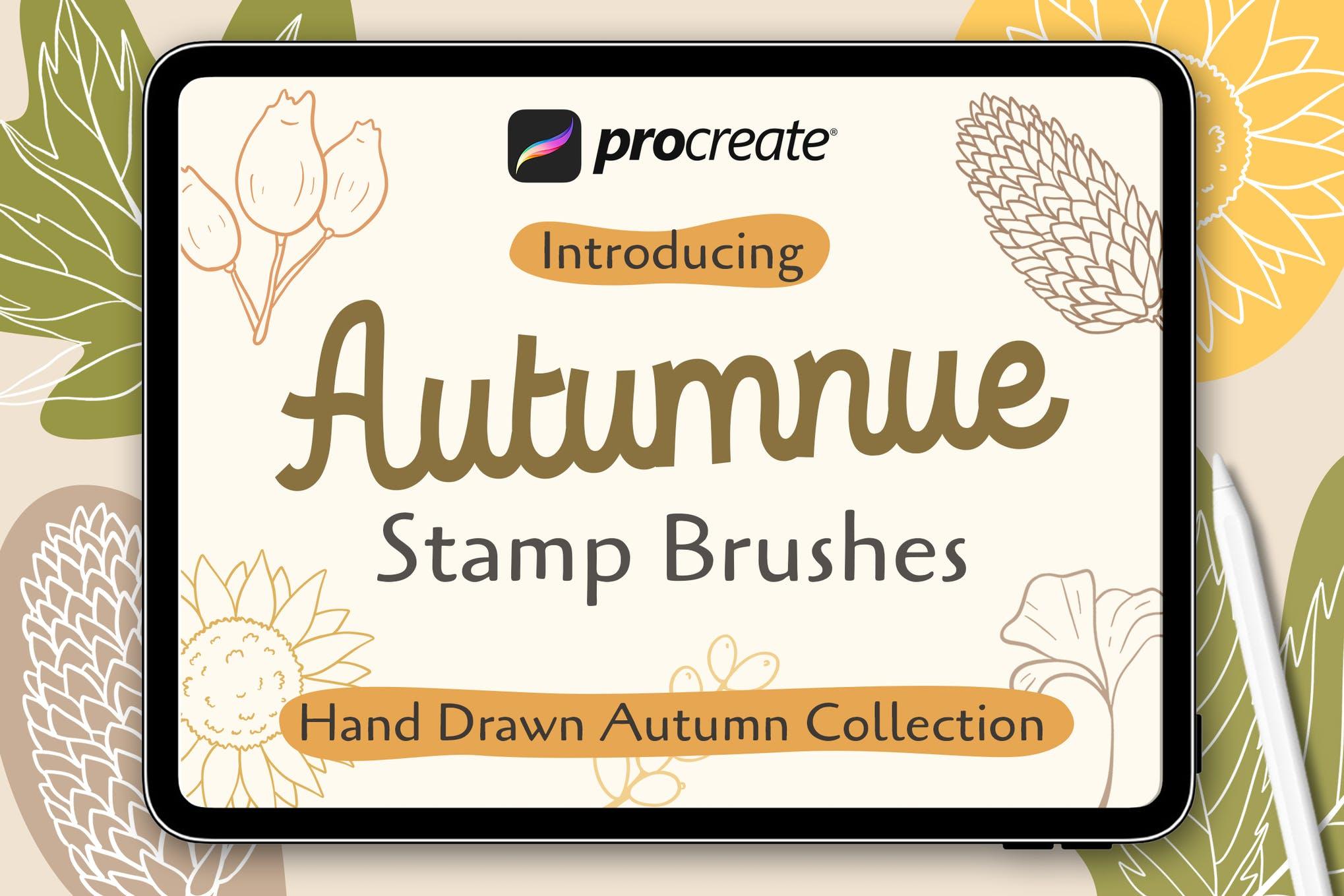 Procreate shape brushes