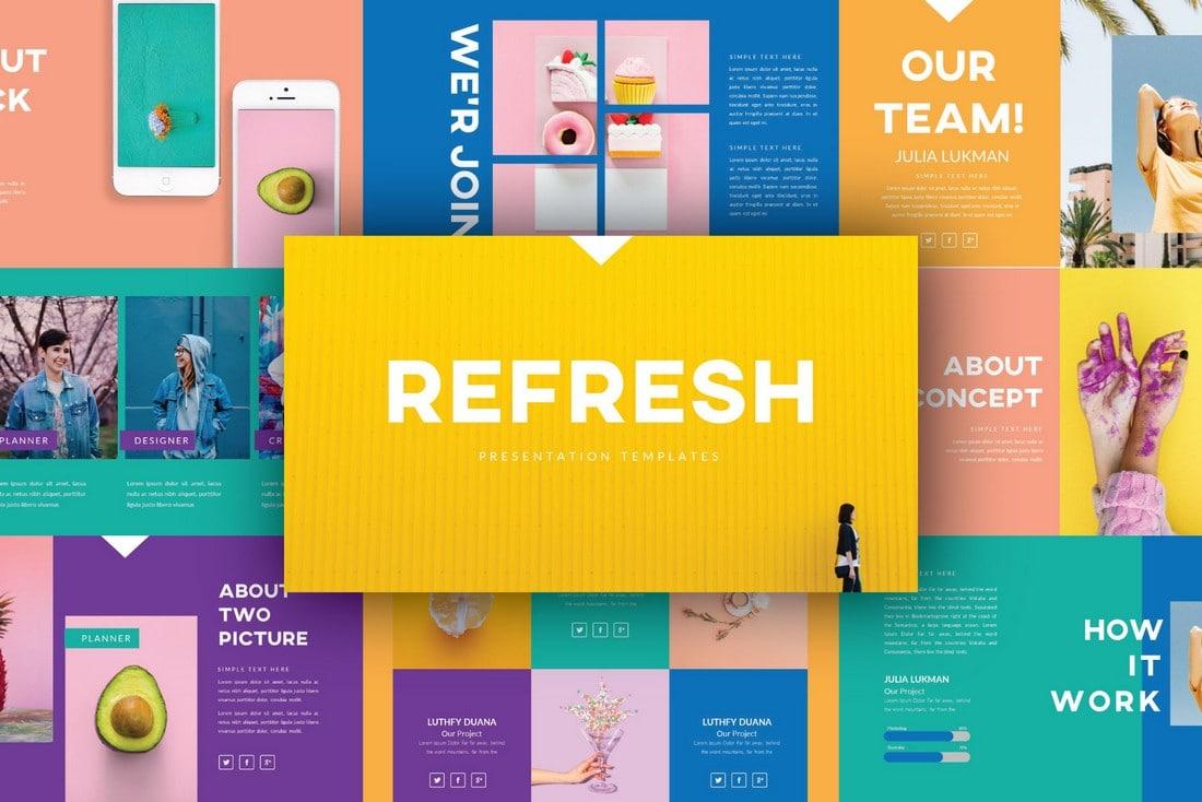 20 Best Free Powerpoint Templates 2020 Theme Junkie