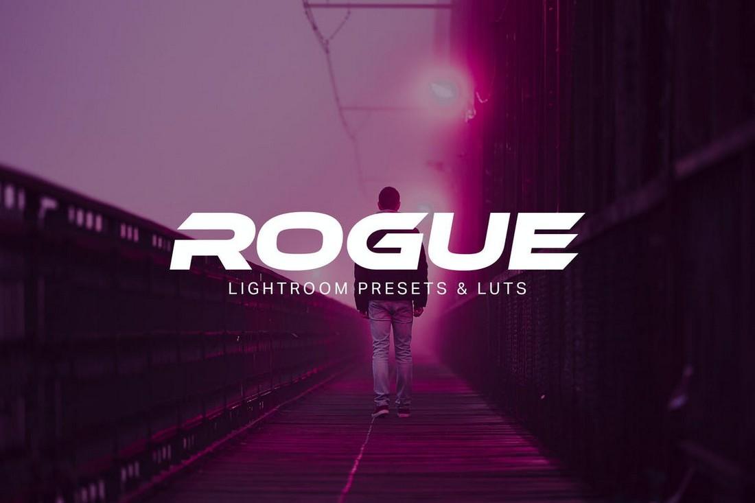 Rogue - Preset dan LUT Lightroom