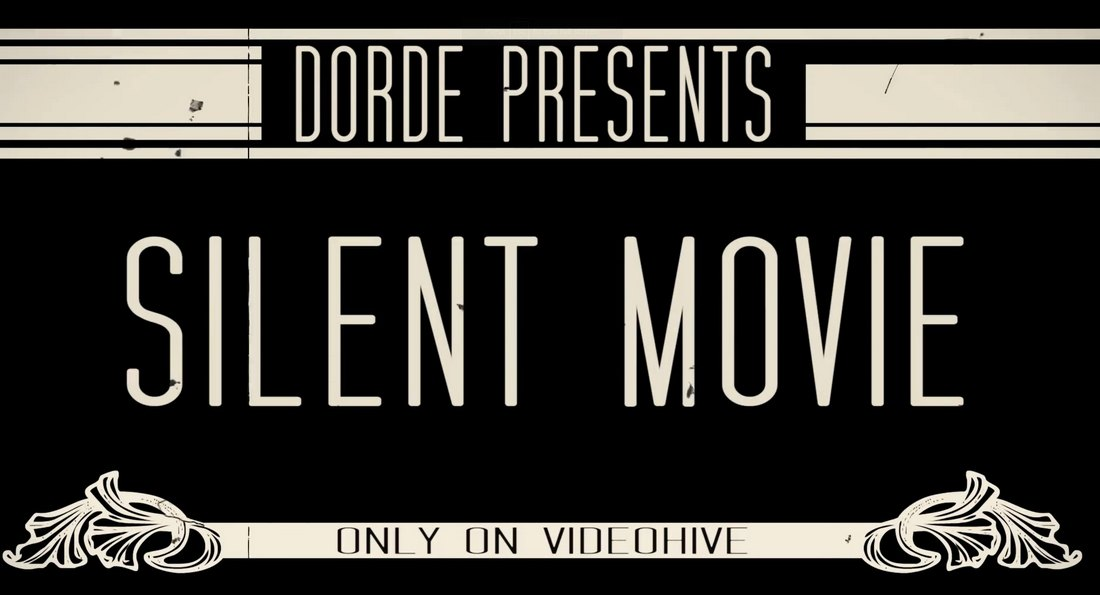 Silent Movie - Premiere Pro Black and White Effects