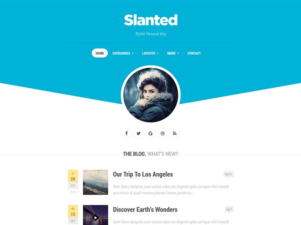 Slanted-free-wordpress-theme