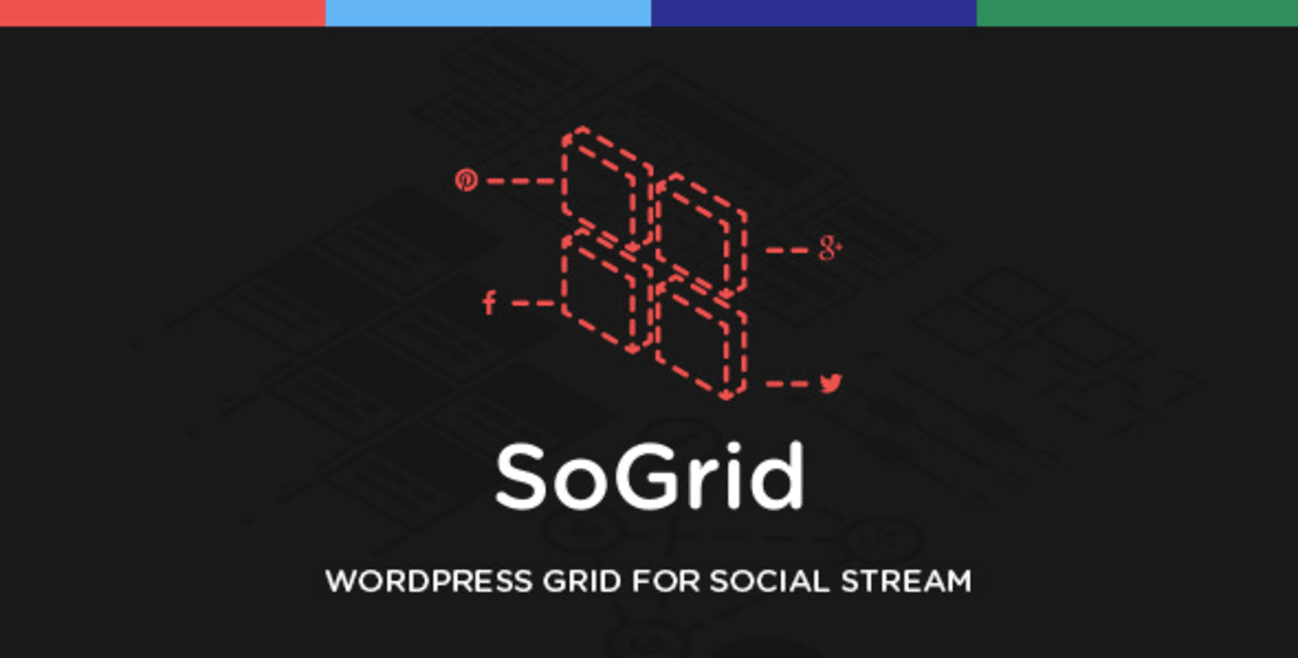 SoGrid Dribbble Plugin