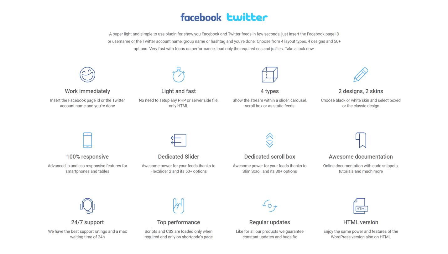 Social Rail Twitter WordPress Plugin