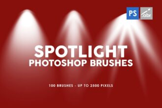 20 Best Photoshop Spotlight Effects (How to Make a Spotlight in Photoshop)