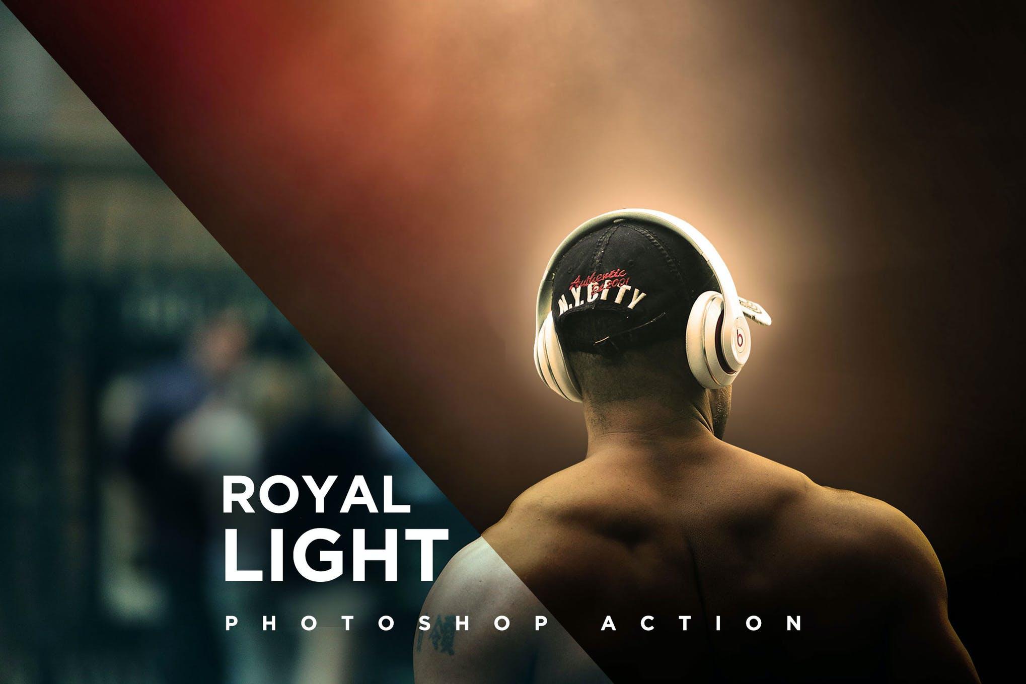 Spotlight Photoshop