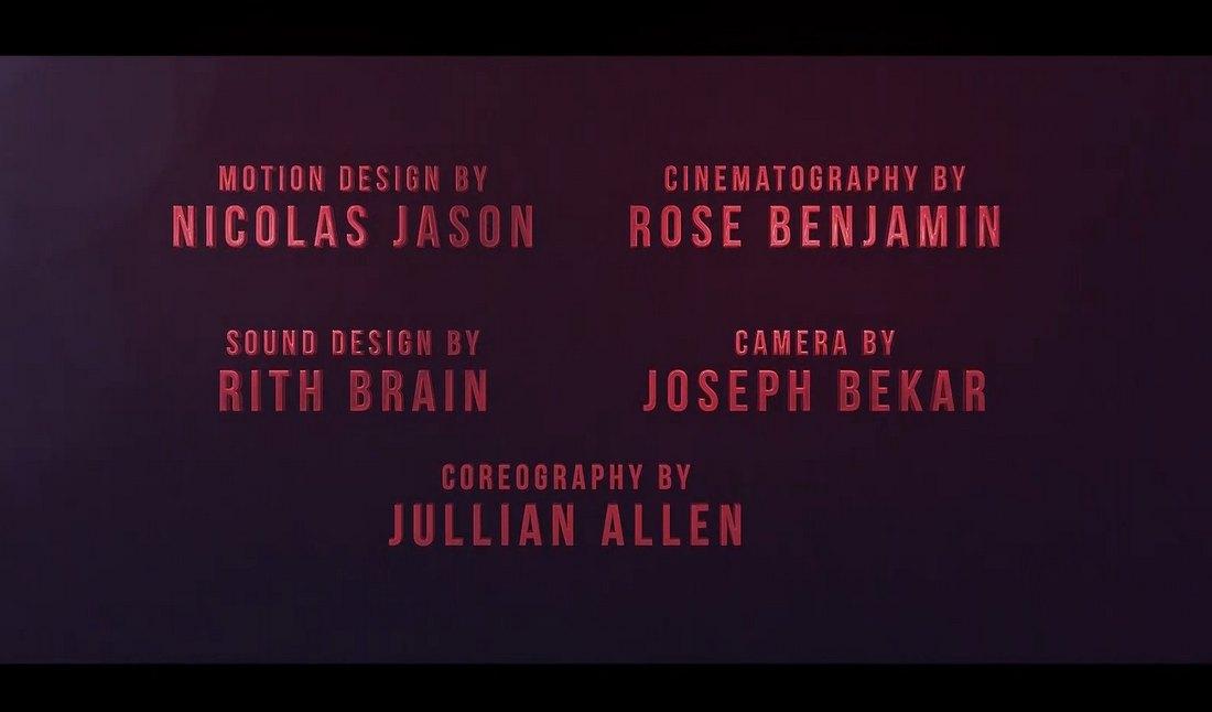 Template Kredit Akhir yang Menegangkan untuk Premiere Pro